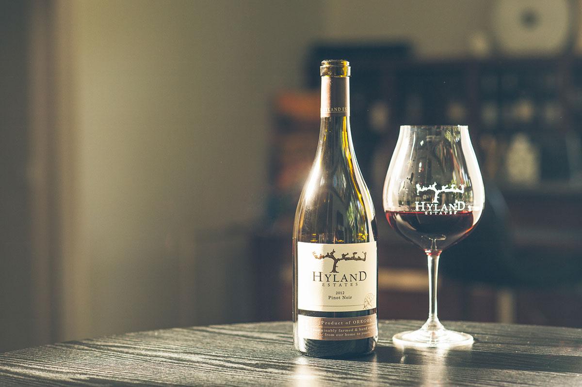 Hyland Estates Pinot Noir