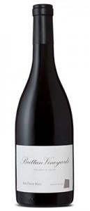 Brittan Vineyards 2012 Basalt Block Pinot Noir