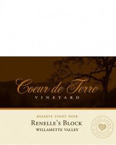 Coeur de Terre Renelle's Block
