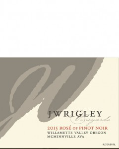 J Wrigley Rose of Pinot Noir