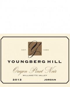 2012 Youngberg Hill Pinot Noir Jordan
